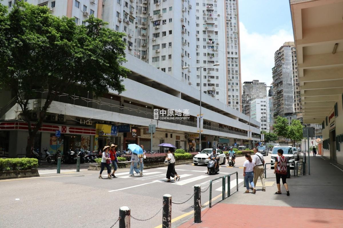 明尚華庭-周邊設施圖